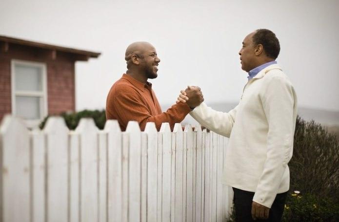 Хорошие отношения с соседом могут быть не долгими