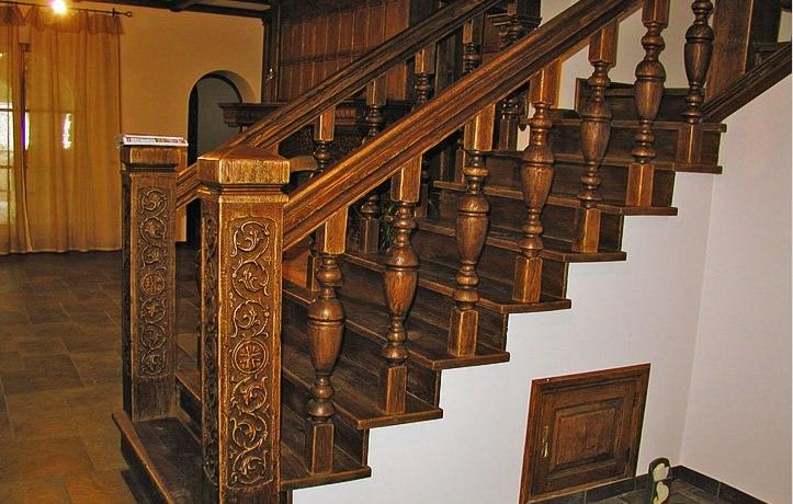 senka39 Деревянные лестницы в Калининграде