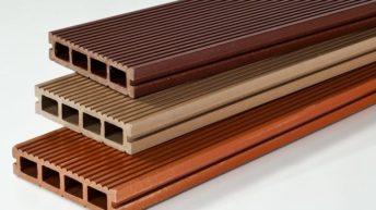Заборы из древесно полимерного композита (ДПК)