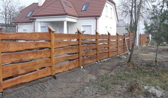 Забор типа ранчо