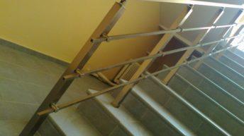 Основы дизайна лестничных перил