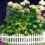 Заборы и ограждения для цветников и клумб