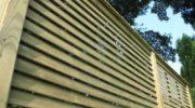 Как выглядит забор с названием жалюзи, варианты исполнения, основы монтажа своими руками