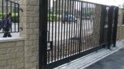Ворота своими руками из профильной трубы