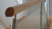 Ограждения лестниц и их особенности