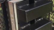 Устройство и работа электромагнитного замка уличной калитки